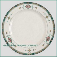 "ADIRONDACK by Studio Nova Mikasa 11"" Dinner Plate Aztec ..."