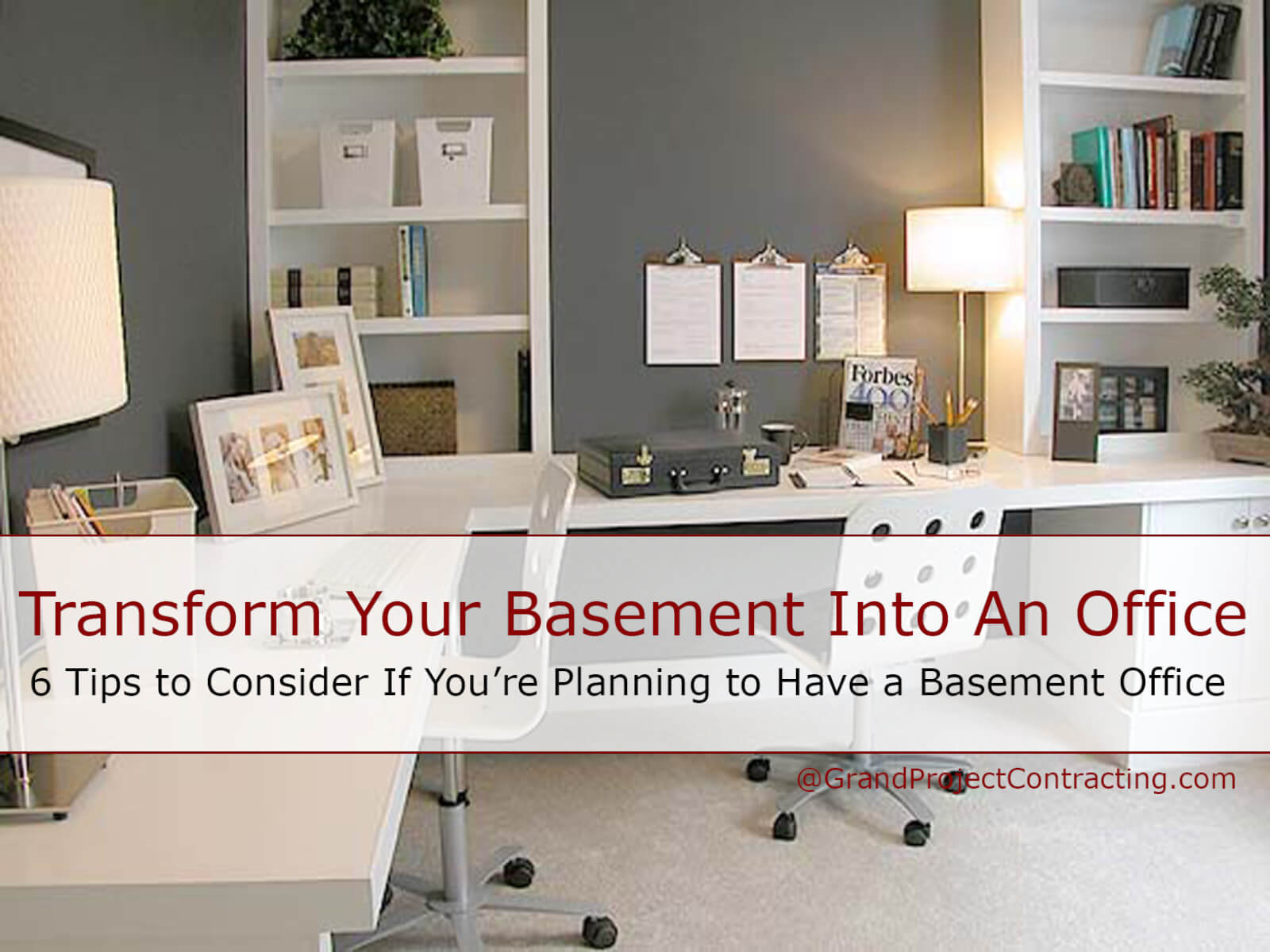 Basement Offices Ideas Transform Your Basement Into An Office Basement Renovation