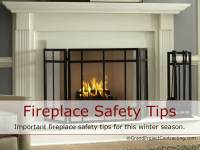 Fireplace Safety Tips - Grand Project Contracting