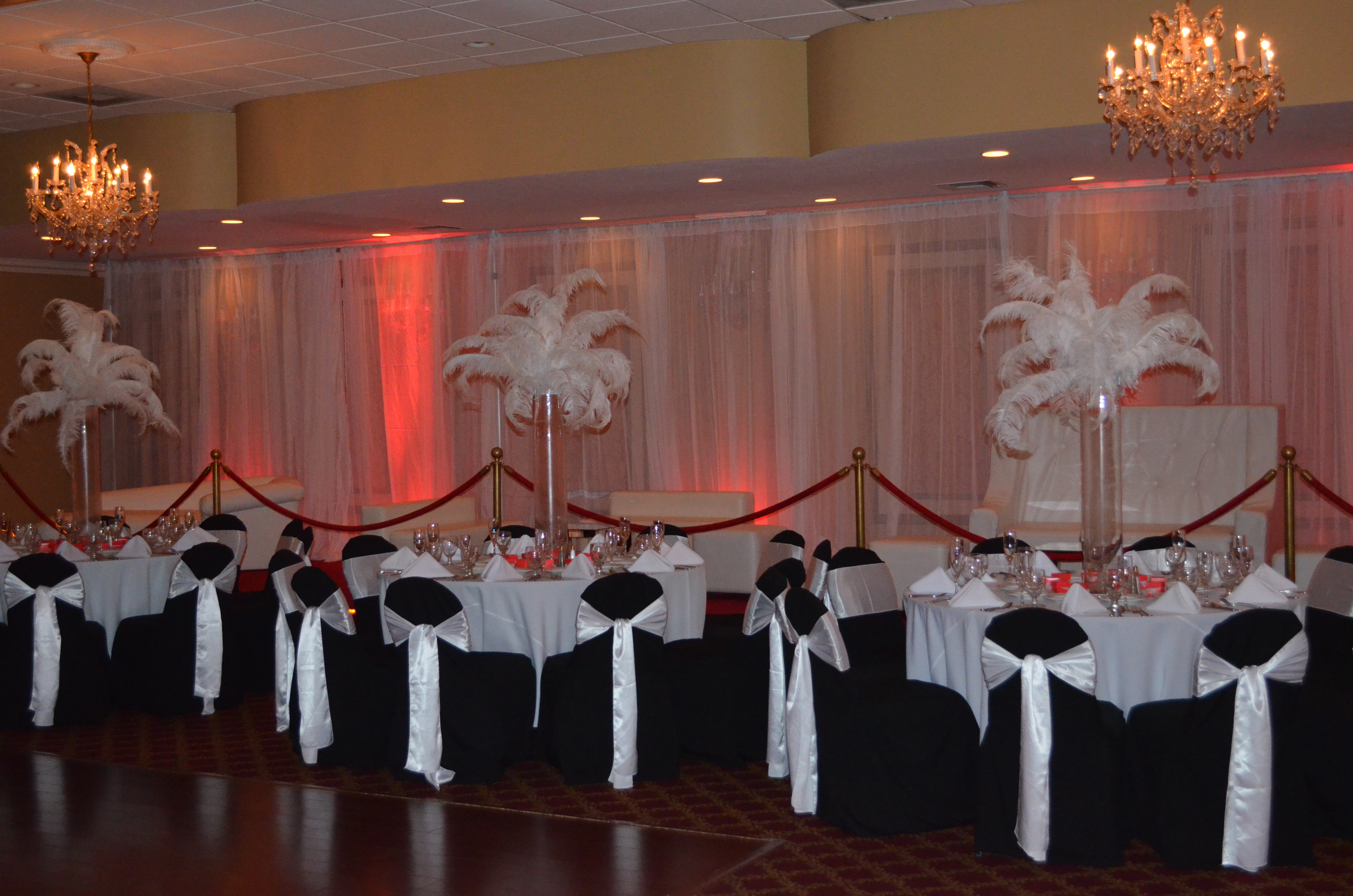 Grand Salon Wedding Venues Miami Laurette 15th Birthday Party