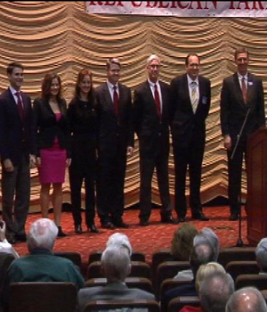 7th Congressional District Candidates