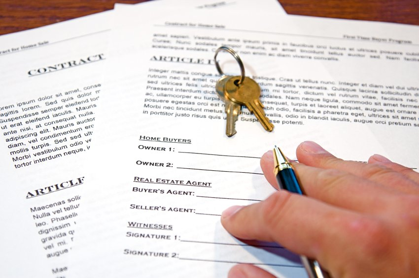 Carefully Review Real Estate Purchase Agreements before You Sign