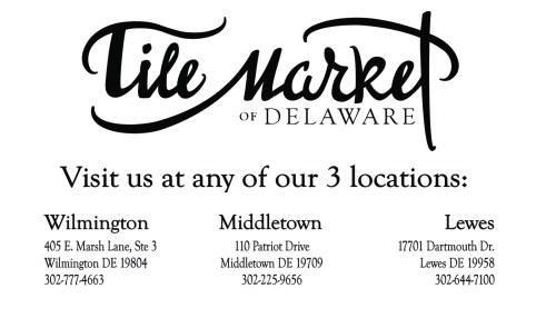 Medium Of Tile Market Of Delaware
