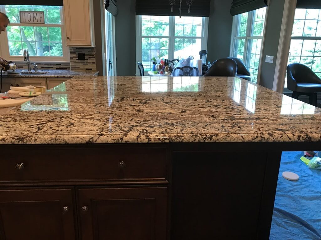 Vanity Polishing Countertop Resurfacing Or Restoration Chicagoland Nw Il