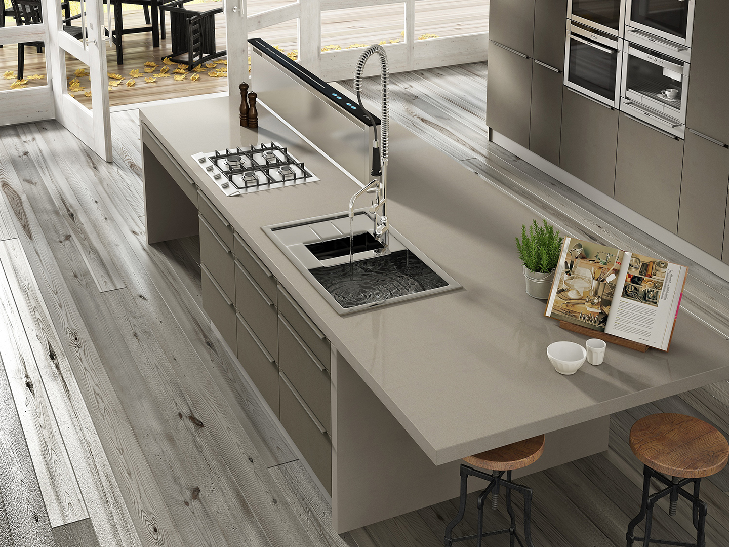 Okite Countertops Price Discounted Silestone Countertops In Chicago