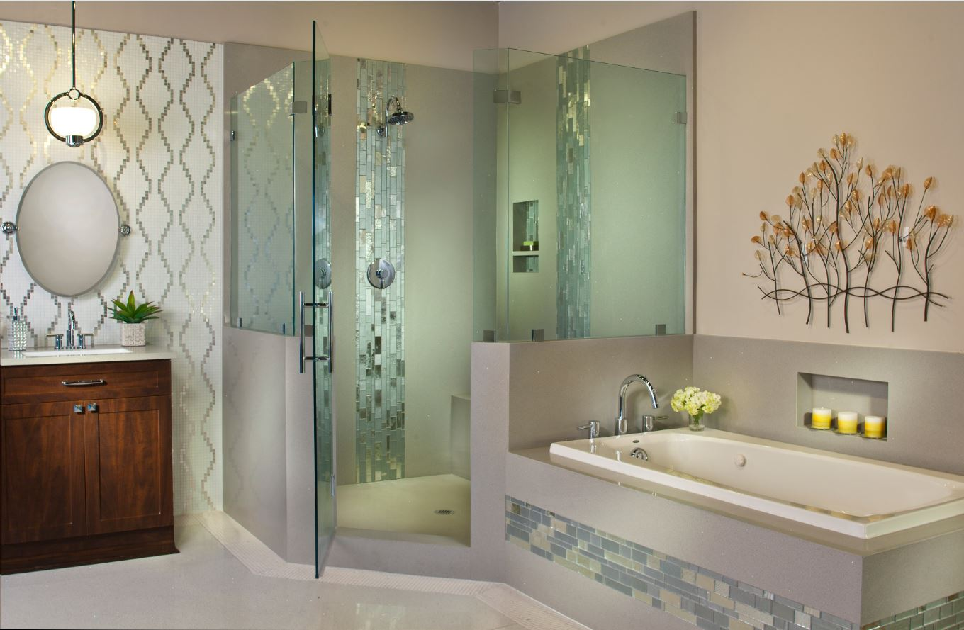 Show Your Creativity With Shower Tiles Granite Transformations Blog
