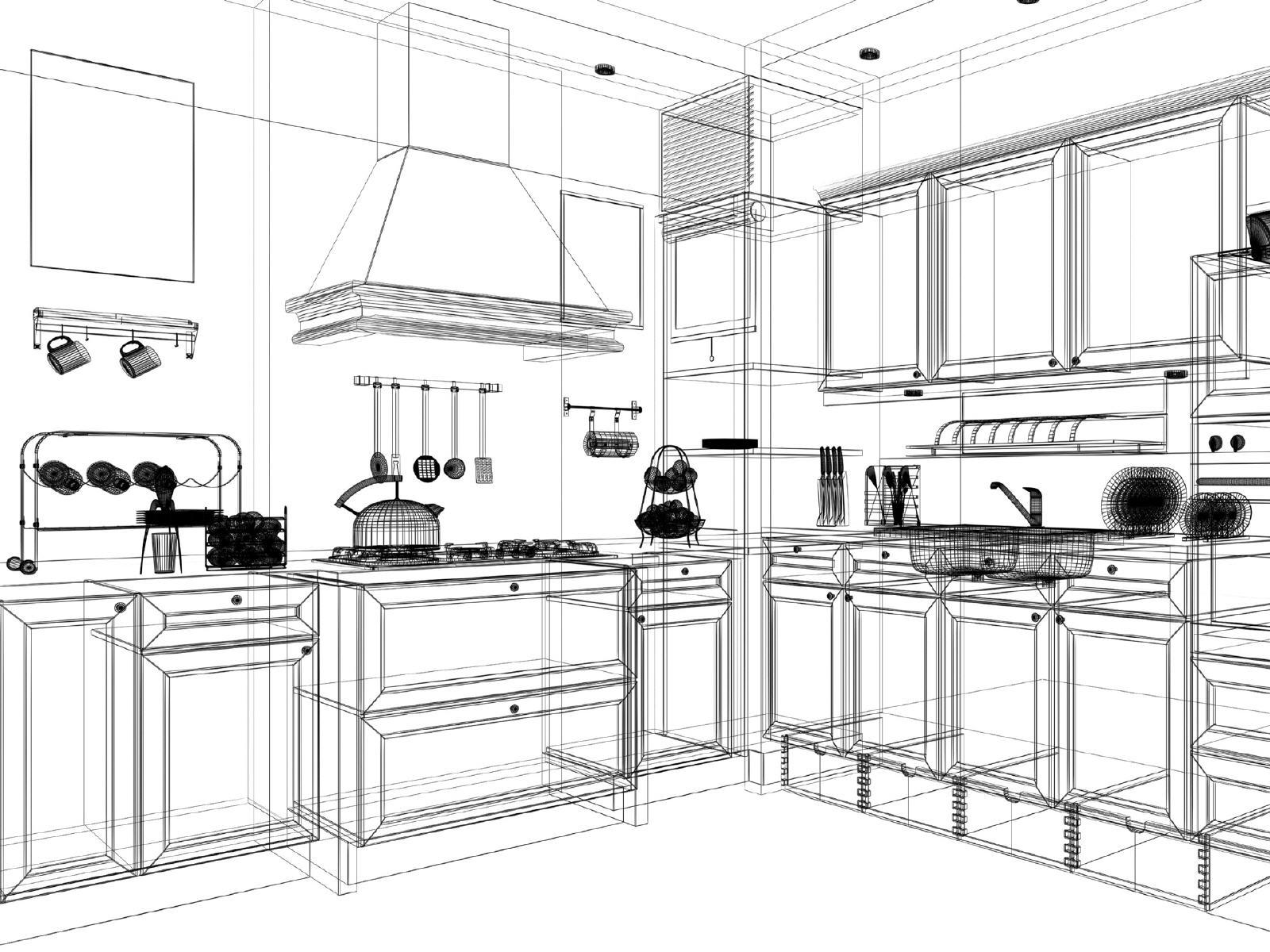 Kuche 3d Zeichnen Onlineplaner Zur Kuchenplanung Kostenfrei Nutzen