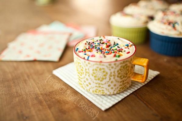 Vanilla Cupcakes 2 © GranolaGirlBakes.com