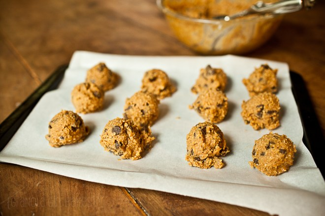 Chocolate Chip Peanut Butter Cookies 14: Granola Girl Bakes