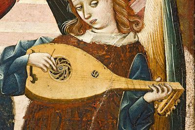 estudiar musica antigua