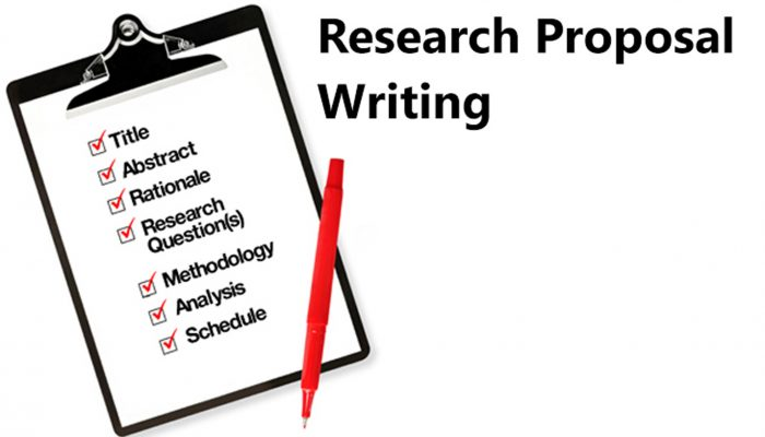How to Write a Research Proposal GRANTLARUZ - what is the research proposal
