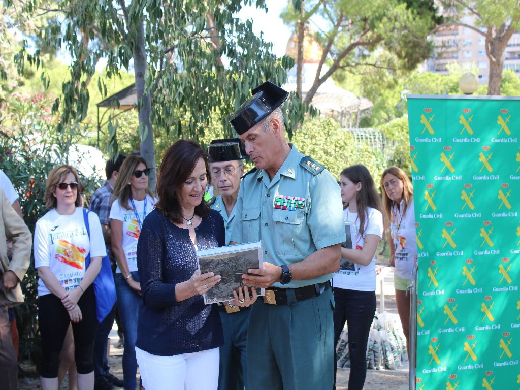 Libros De La Guardia Civil I CorrerÍa Popular Guardia Civil Zaragoza Manuel Grao Rivas