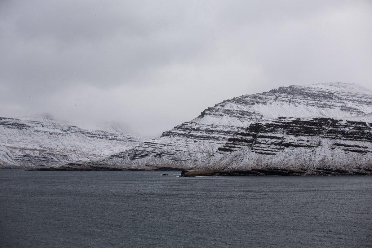 Far East: A Visit To Neskaupstaður