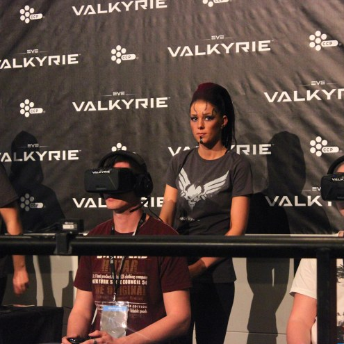 EVE Fan Fest: THE FIRST EVER VIRTUAL REALITY TOURNAMENT
