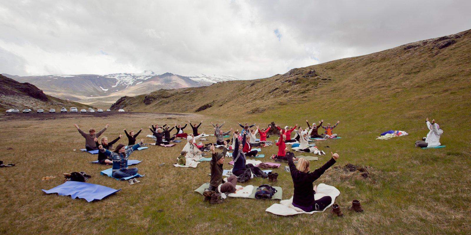 Exploring Infinite Consciousness In Snæfellsnes