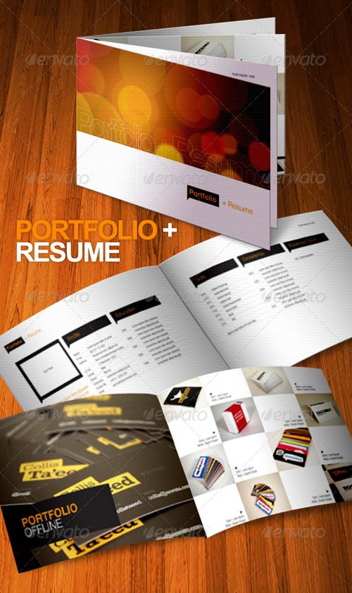 resume templates graphic design