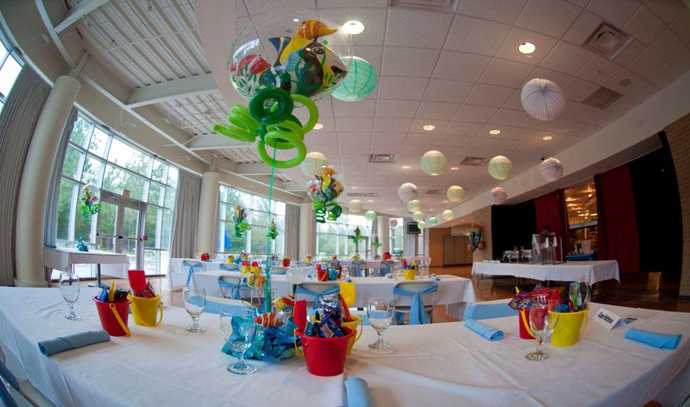 Birthday Party Decorator Baby Shower Venue Designer \u2013 Graphic - birthday party design