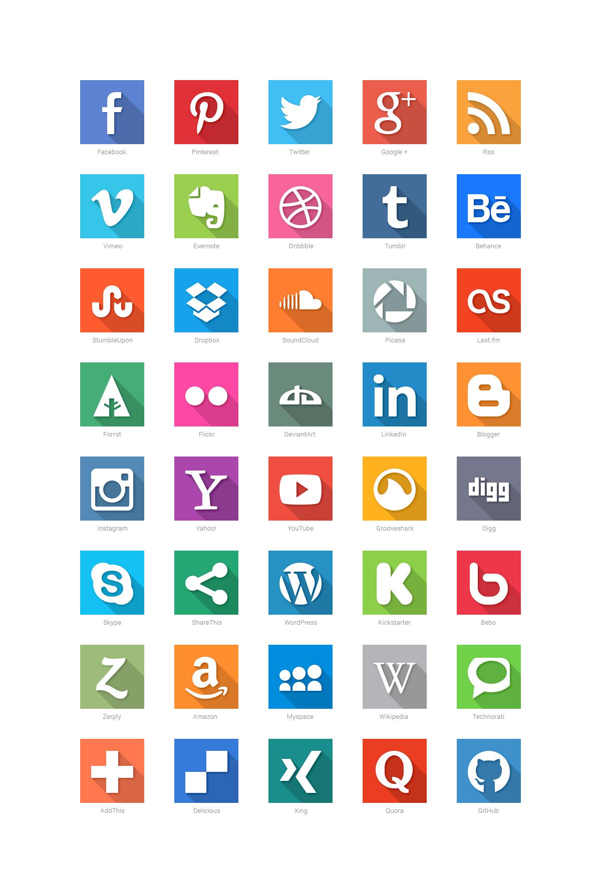 icons psd cv free