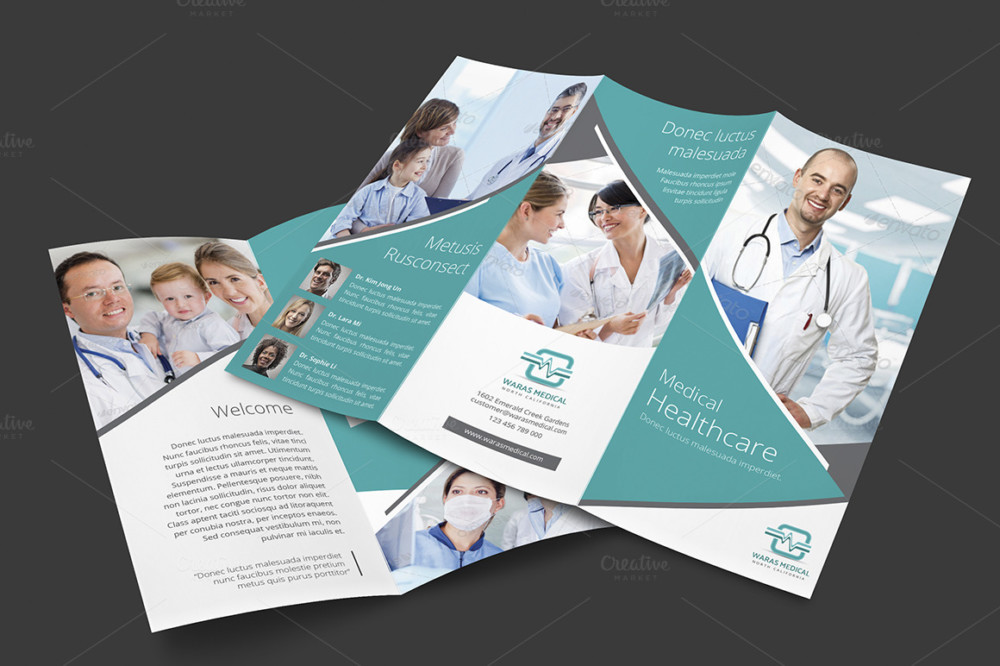 25+ Medical Brochure Template PSd, InDesign and EPS Format Download