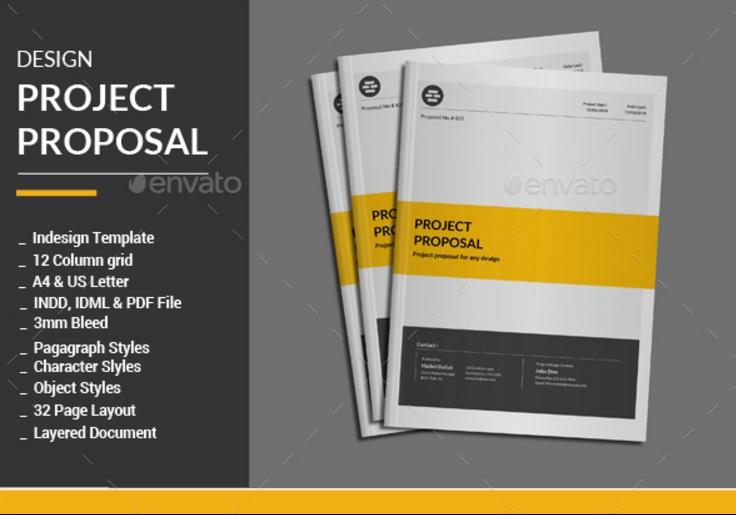 proposal document design - Alannoscrapleftbehind