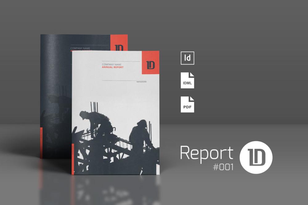 corporate report format - Pinarkubkireklamowe
