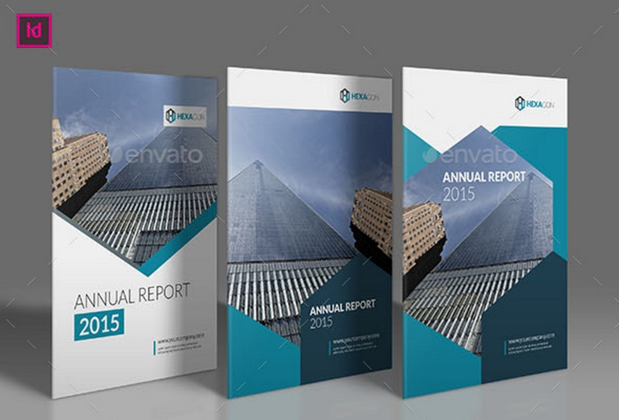 20+ Annual Report Template Word, InDesign and PSD Format - Graphic Cloud