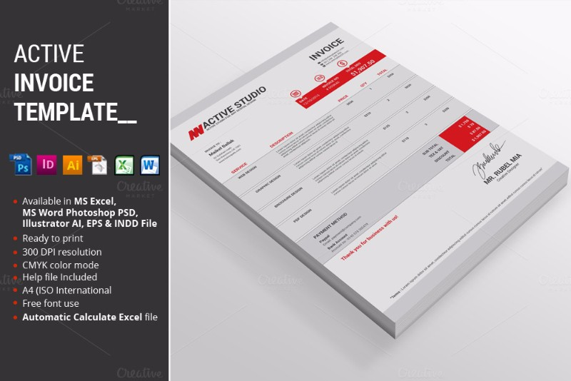Top 10 Best Resume Templates App For Mac Os That Will Give Freelance Invoice Templates For Wordexcelopen Officepdf