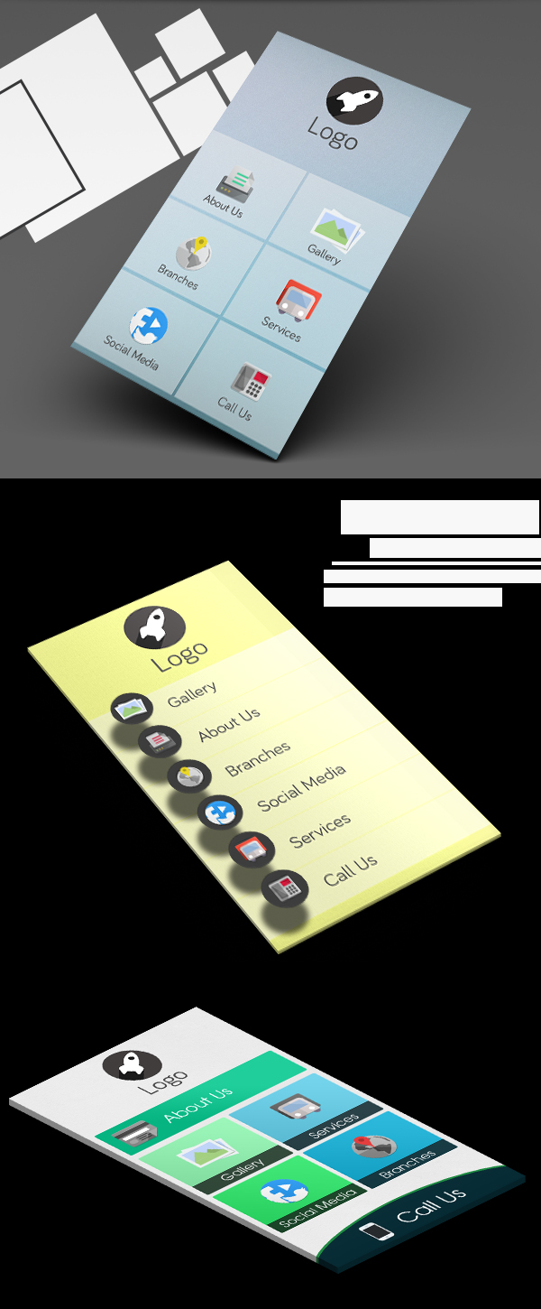cv template psd download free