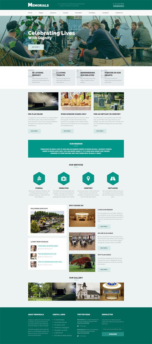 16 New Responsive Html5 Css3 Website Templates Design