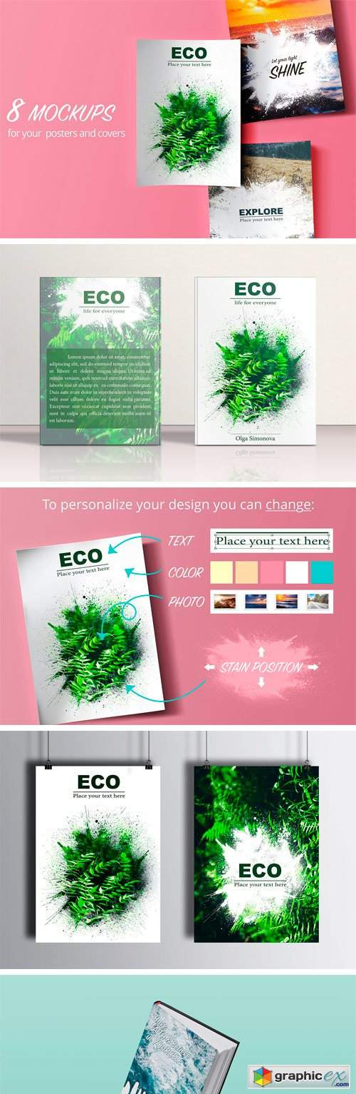 100 Editable Poster Templates » Free Download Vector Stock Image - editable poster templates