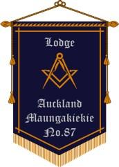 Auckland Maungakiekie 87 Brand Identity