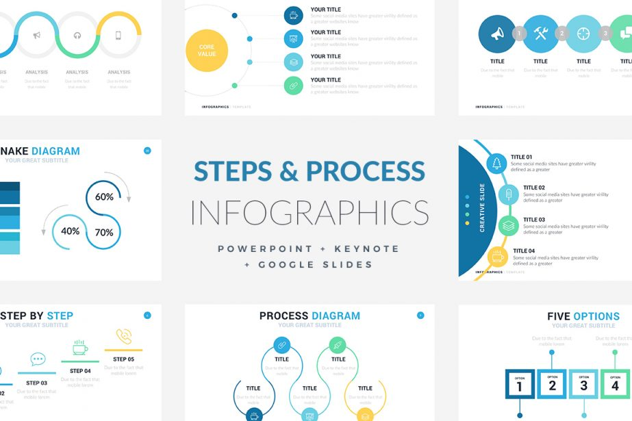 Download Free and Professional Infographic Templates for Presentations