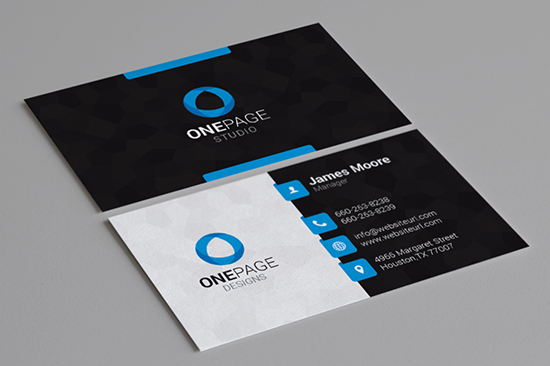 100 Modern Business Cards Bundle - Graphic Pick - buisness card design