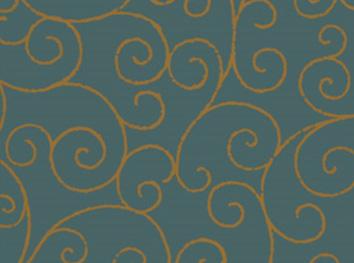 swirled wallpaper, using Photoshop brushes