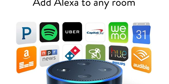 Newest Amazon Echo Dot Has Small Size and Small Price