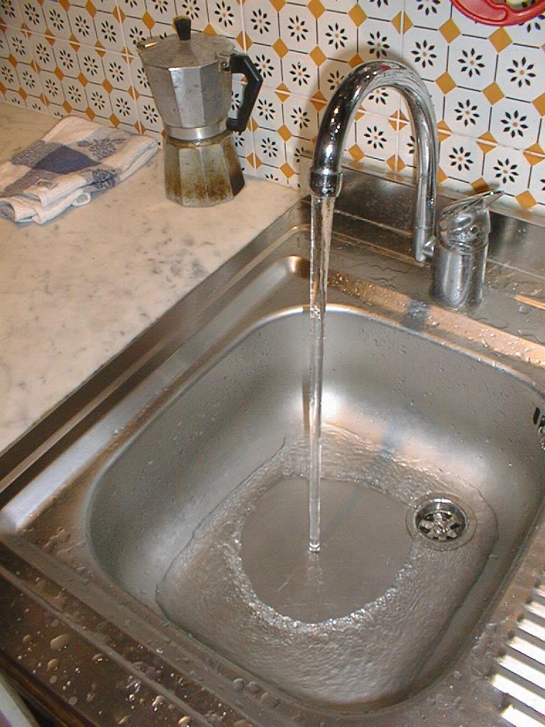 Laminar Flow In My Sink Lucas Pereira