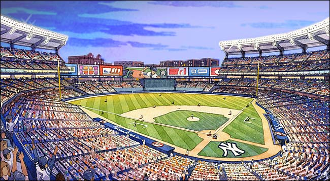 Ny Rangers 3d Wallpaper Usa Stadium And Arena Development News Page 15