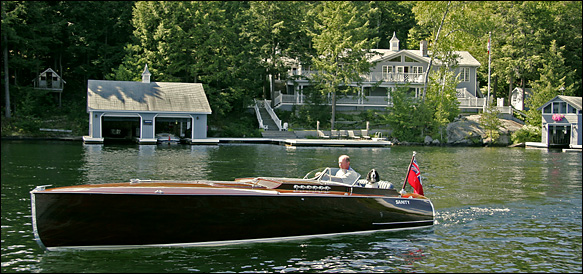 Muskoka The Malibu of the North Boating and Classic wooden boats - printable bill of sale for boat