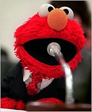 Elmo Likes it When You Put Things in his Mouth!