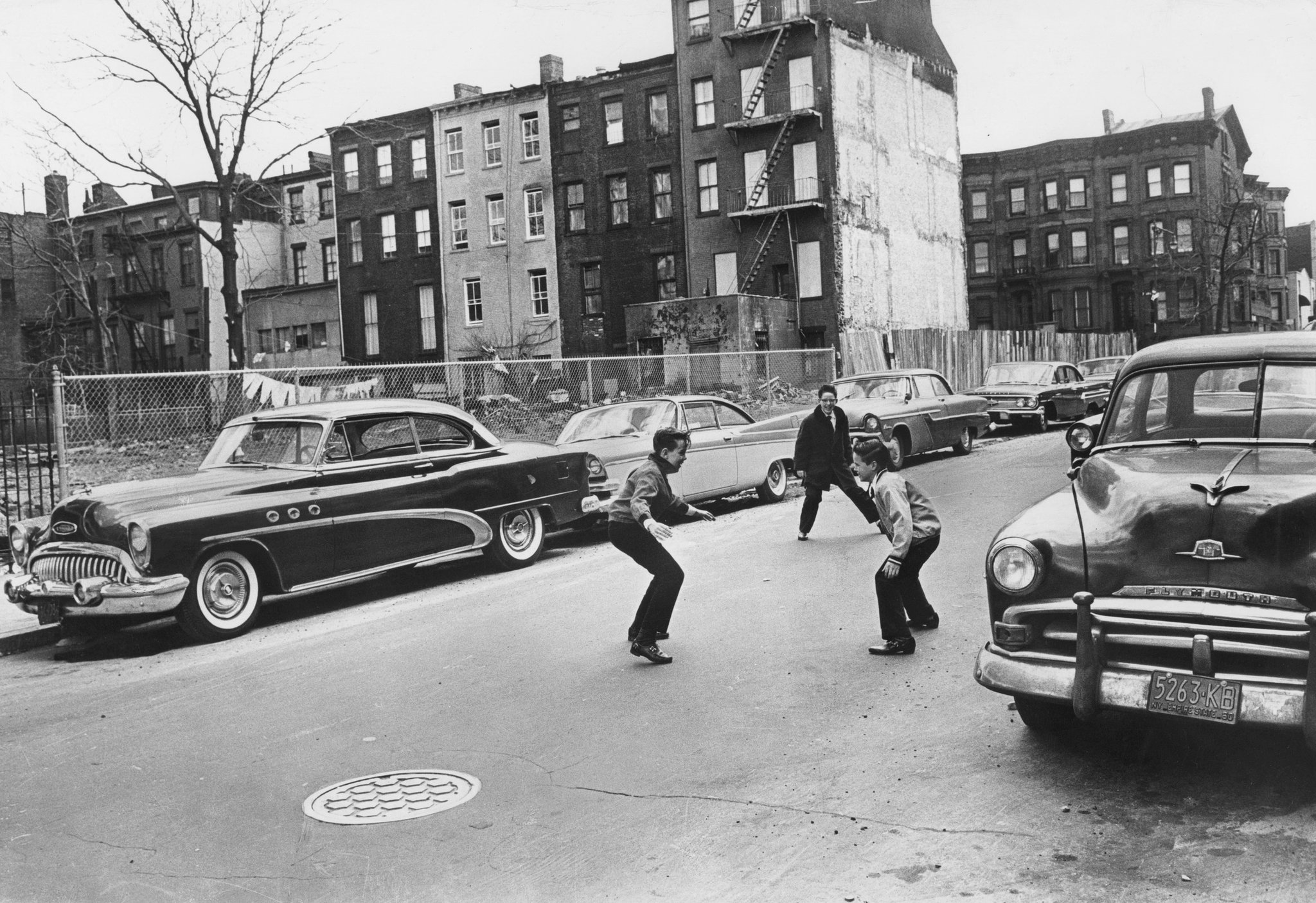 Cucina Italiana 1961 The Shot At Play In Brooklyn 1960 The New York Times