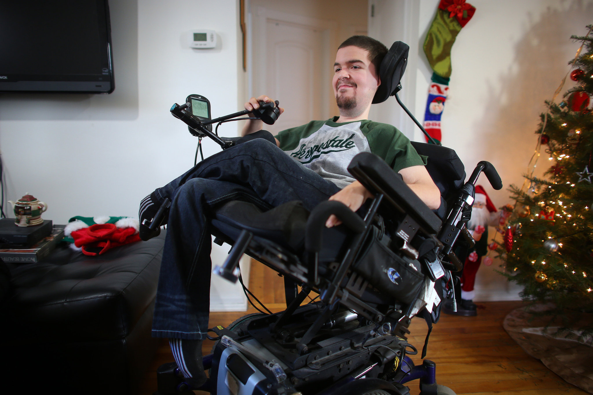 Duchenne Muscular Dystrophy News Hurricane Sandy Victim Ill Is Restricted In New Home
