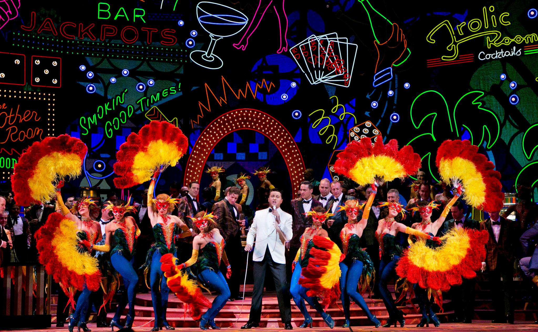 Tuxedo Wallpaper Hd New Rigoletto At The Metropolitan Opera Nytimes Com