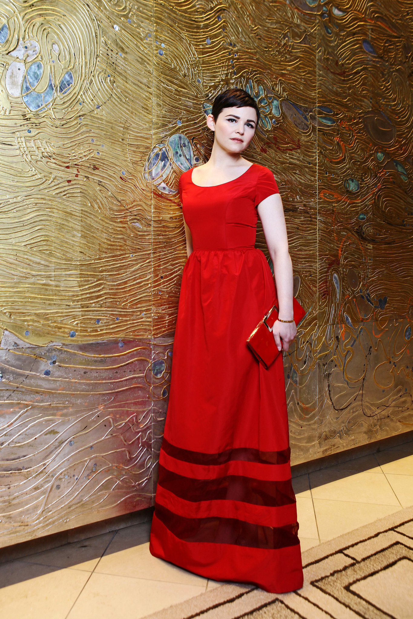 What I Wore Ginnifer Goodwin Of Once Upon A Time