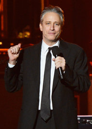 Jon Stewart hosts Bruce Springsteen Gala