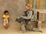 Female American Sol Rs Iraq