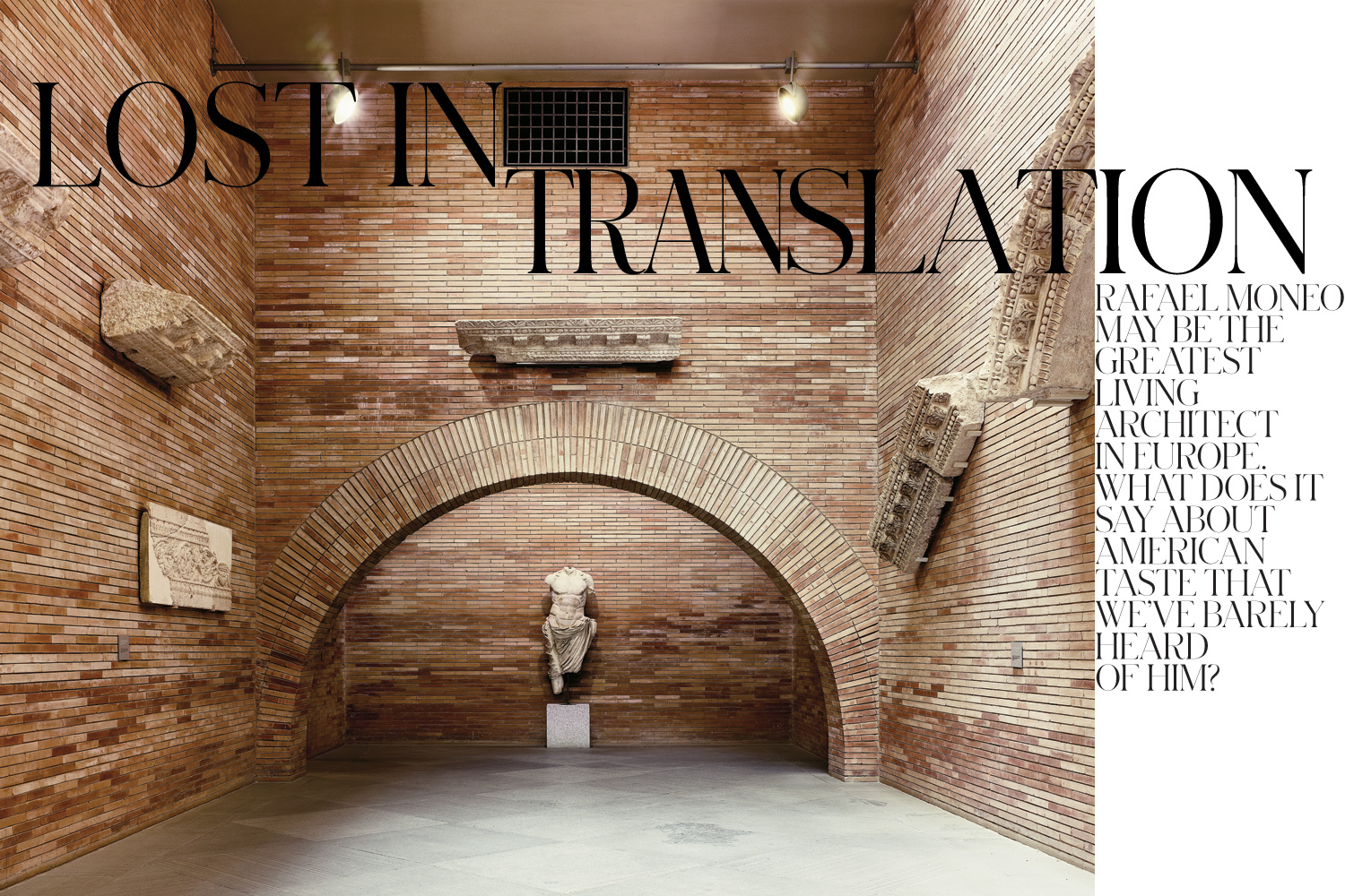 Arte Moderno Translation Lost In Translation Interactive Feature T Magazine