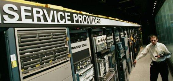 The Cisco Systems data center in San Jose, Calif.