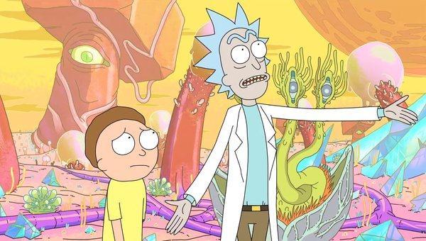 5 Adult Swim Rick And Morty