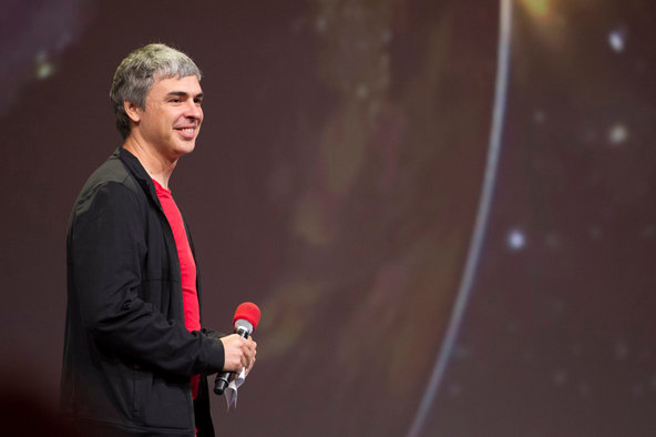 Larry Page, Google's co-founder and chief executive of Alphabet, has said that he wants his company to be a home for entrepreneurs.