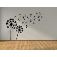 Home Wall Art and Inspirational Quotes : Dandelion Blowing ...